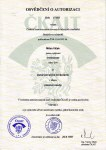 Certifikát ČKAIT